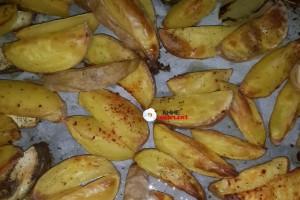 Kuzune tadında :) patates cips